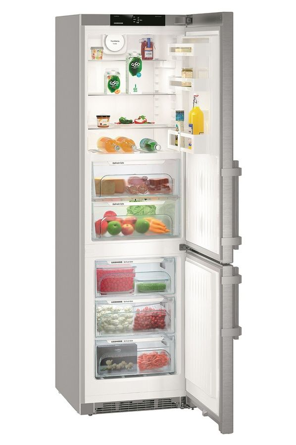 Refrigerateur congelateur en bas Liebherr GKBNEF 350 BLU Performance