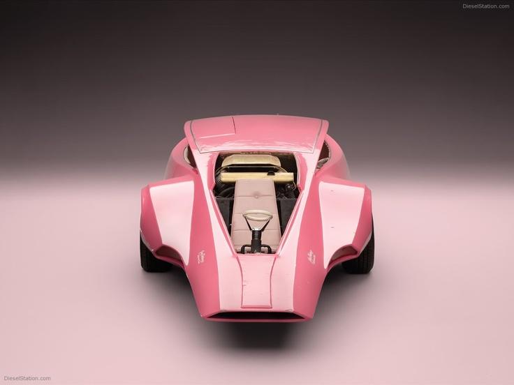 Pink Panther-Car