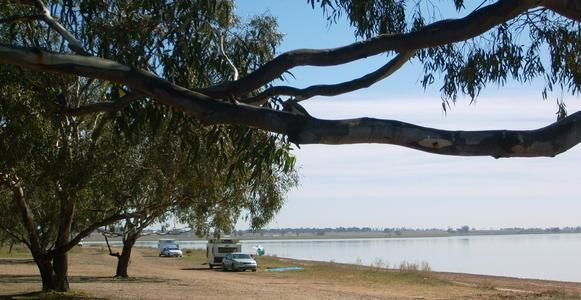 Green Lake Recreation Reserve Camp Area