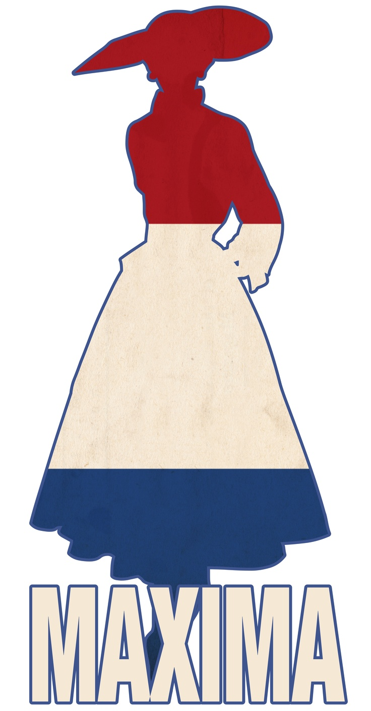 Maxima La Reina Holanda #junkydotcom #koninginnedag #koningsdag