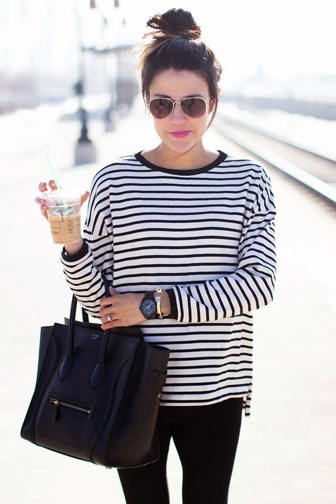 Glitter & Stripes - Hello Fashion