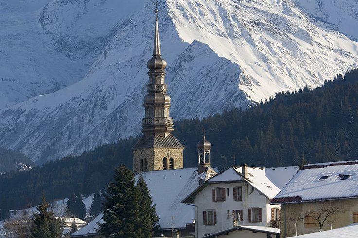 Combloux, Haute-Savoie