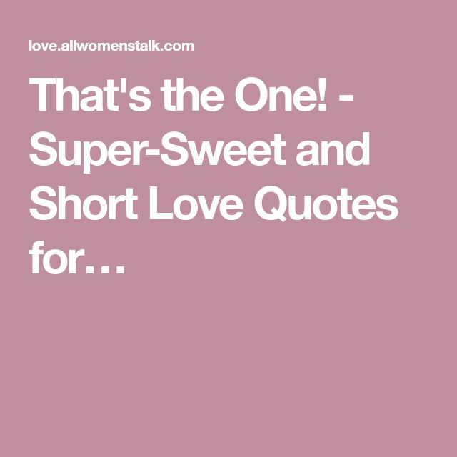 I Love You More Than Quotes: Best 25+ Short Romantic Quotes Ideas On Pinterest