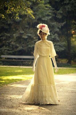 1900-1905 edwardian gown