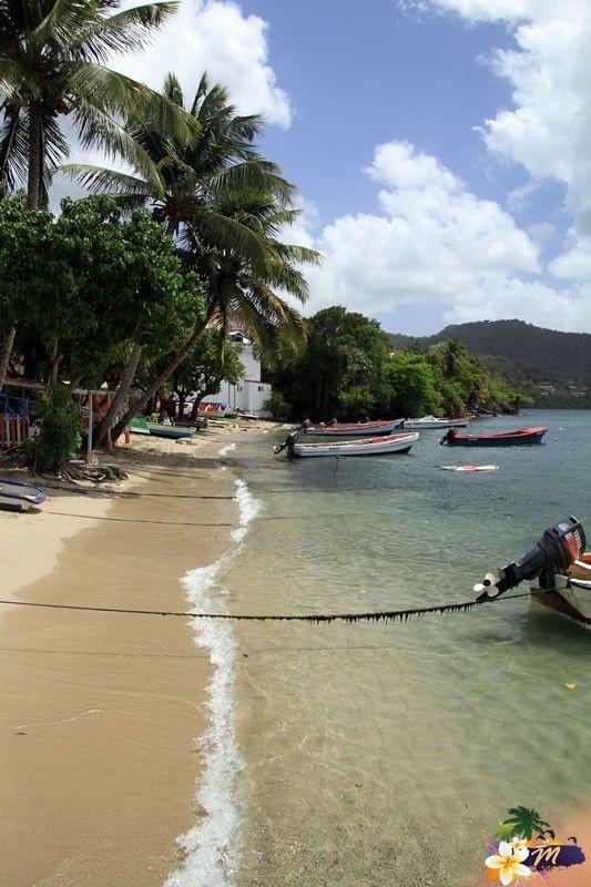 Front de mer de Sainte Luce en Martinique  #Martinique - http://www.sejour-express.com/sejour-express-pays/martinique/MQ.html