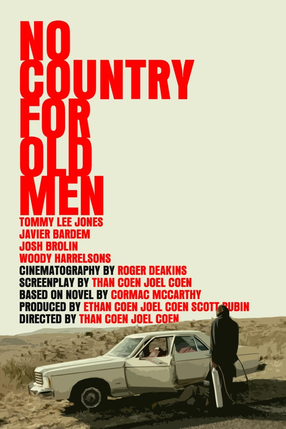 no country for old men film essay Custom no country for old men essay writing service || no country for old men essay samples, help introduction fresh and one of its kind, no country for old men is a movie that will linger in the minds of the film viewers long after they depart the theater.