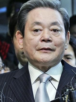 Samsung chief Lee Kun-hee suffers heart attack in Seoul | The ...
