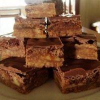 Mars Bar Biscuits Recipe