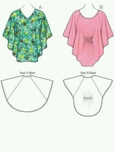Dos blusas