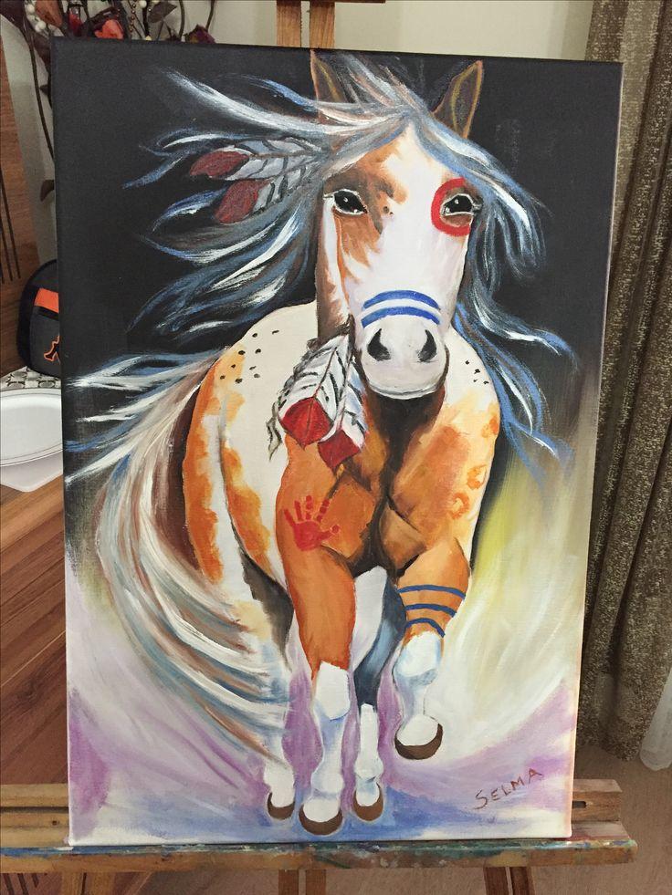 40x60 Indiana Horse