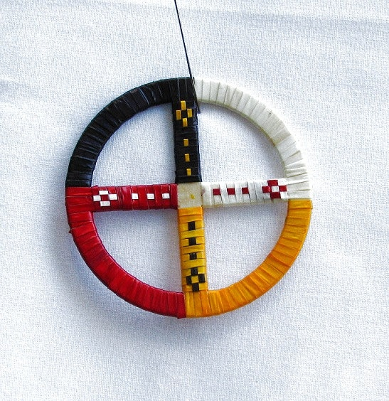 Porcupine Quill Jewelry Porcupine Quilled Medi...