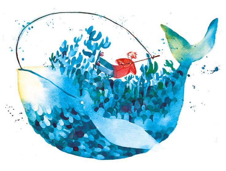 362 best art inspiration images on pinterest art for Big fish printing