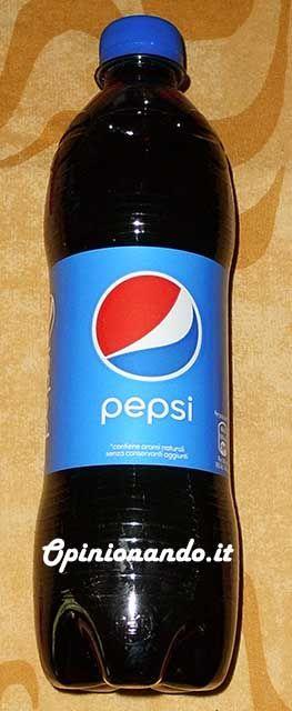 Pepsi Bottiglia - #Opinionando #Recensione