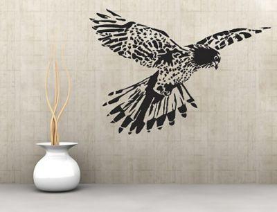 Wandtattoo Vögel No.UL240 Falke Jetzt bestellen unter: https://moebel.ladendirekt.de/dekoration/wandtattoos/wandtattoos/?uid=79a4d387-7524-5a68-a29c-5449dd4beaa4&utm_source=pinterest&utm_medium=pin&utm_campaign=boards #heim #tattoos #dekoration