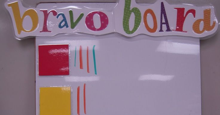 Totally Terrific in Texas: Bravo Board
