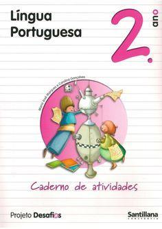 Fichas de Lingua Portuguesa-2âº-ano-santillana