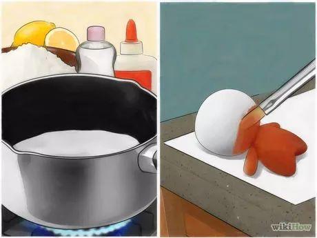 Как сделать полимерную глину дома