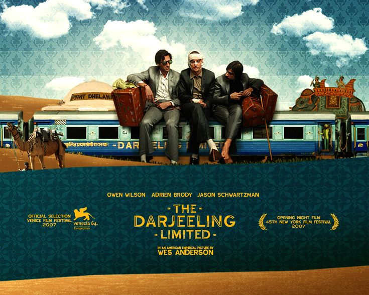 Watch Streaming HD The Darjeeling Limited, starring Owen Wilson, Adrien Brody, Jason Schwartzman, Amara Karan. A year after their father's funeral, three brothers travel across India by train in an attempt to bond with each other. #Adventure #Comedy #Drama http://play.theatrr.com/play.php?movie=0838221