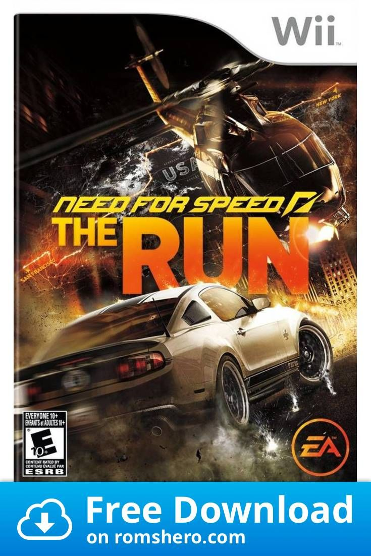 Download Need For Speed The Run Nintendo Wii Wii Isos Rom In 2020 Nintendo Wii Wii Need For Speed