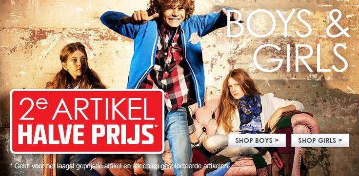 Meisjeskleding van Garcia, Cars en veel meer koop je in de Jeans Centre webshop!