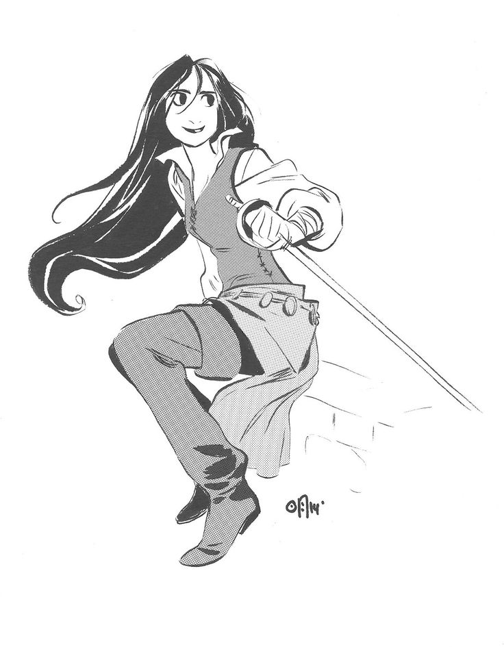 Character Design Inspiration Tumblr : Best character pose fencing holding swords images