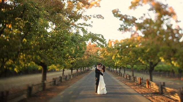Wedding Preview: Brooke and Paul in the Napa Valley by The Cana Family