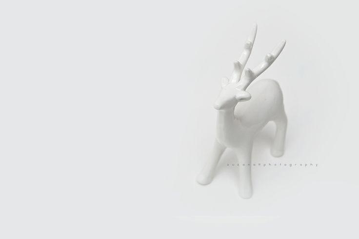 finally at home ♥ Deer by Bloomingville