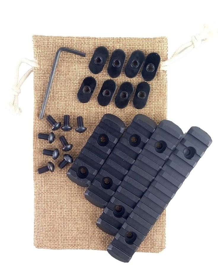 Polymer Rail Section Kit for MOE Handguard L5 L4 L3 L2 Sizes Black Picatinny Set #ohhunt #Hunting #Tactical #Scopes #Military #eBay #OnlineShopping #OnlineSales #Discounts #Greatproducts #Optics #ScopeMounts #Picantinny #Weaver #bestproduct #sports #outdoors #Rifle #Rifleslings #adjustable #militarygear #huntinggear #rails #railkit