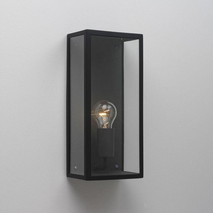 LAMPA OGRODOWA ŚCIENNA MESSINA 0866 ASTRO 35x16x10