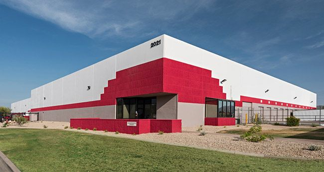Moving company buys industrial property for $7M - A 94,885-square-foot industrial distribution property at 2021 E. Jones Ave., Phoenix, sold for $7,068,932 or $74.50-per-square-foot to a national moving and storage company. Lee & Associates Principal Matt McDougall represented the building owners, Cohen Asset Management, Los Angeles, while... - http://azbigmedia.com/azre-magazine/moving-company-buy-7m