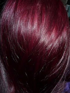 I wanna dye my hair back to red but I also wanna try purple hair...found the solution! red purple hair!! DOING THIS!!