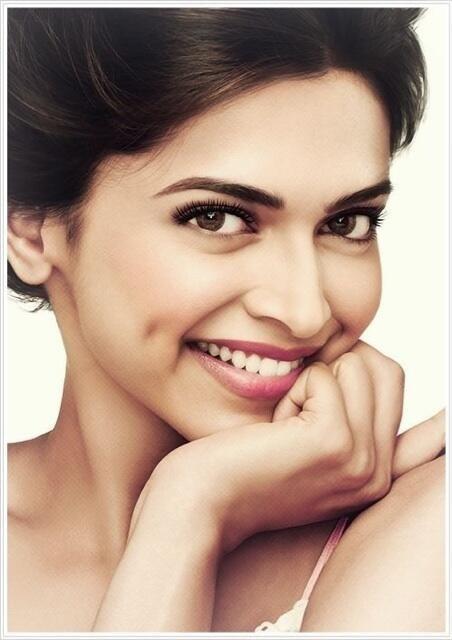 Deepika for an Ad