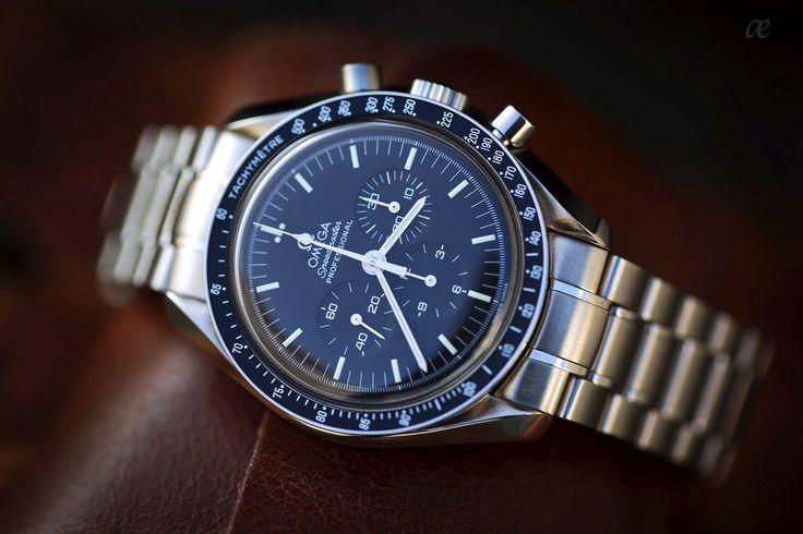 Top 5 Omega Speedmaster Watches - Speedmaster Professional Moonwatch