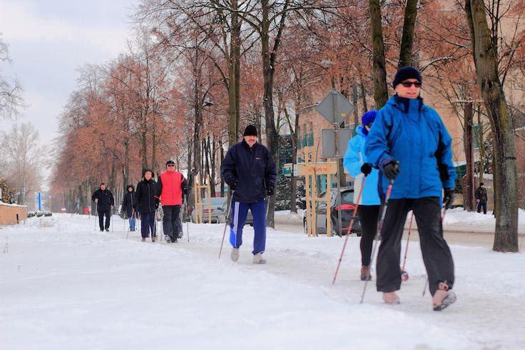 #relax #winter #Ciechocinek #snow