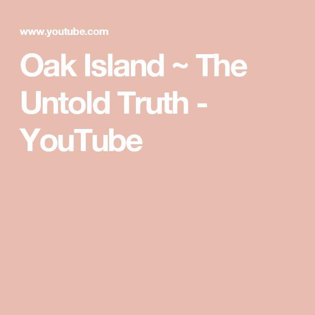 Curse Of Oak Island Site Youtube Com