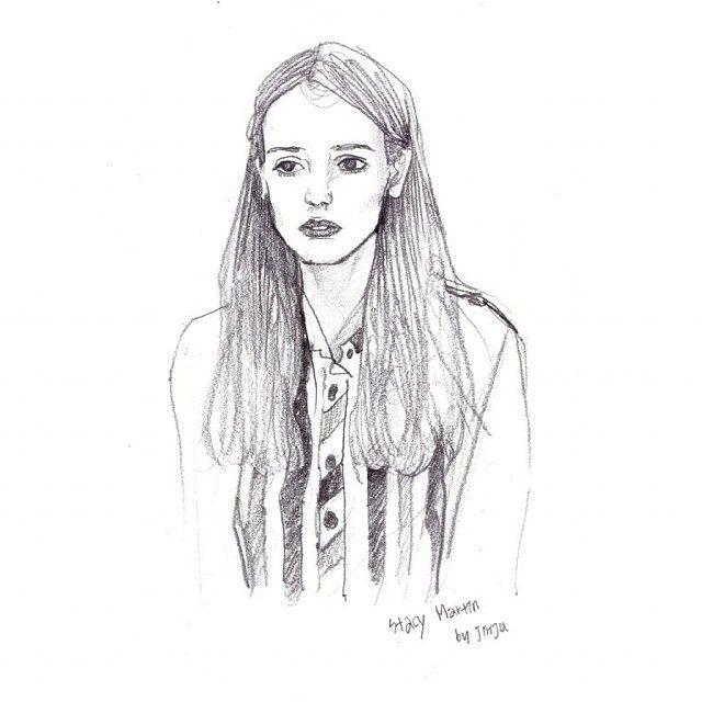 #StacyMartin by jinjuma