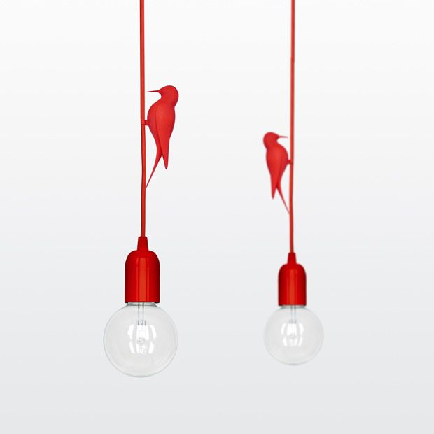 Leti Pendant Light by Marko Macura and Ingeborg van Uden