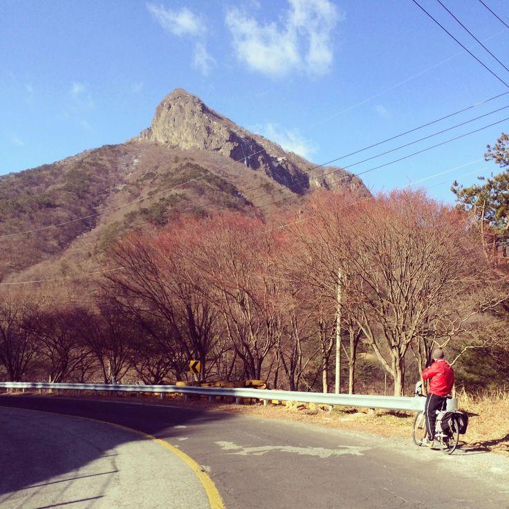 The Damyang House: Bike'n Hike VII: Chuwolsan Provincial Park