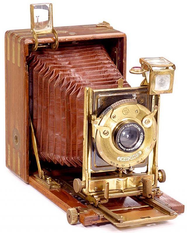 M s de 25 ideas incre bles sobre camaras fotograficas - Camaras fotos antiguas ...