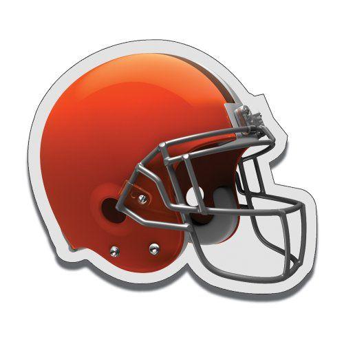 NFL Cleveland Browns Football Helmet Design Mouse Pad -- Click image for more details.