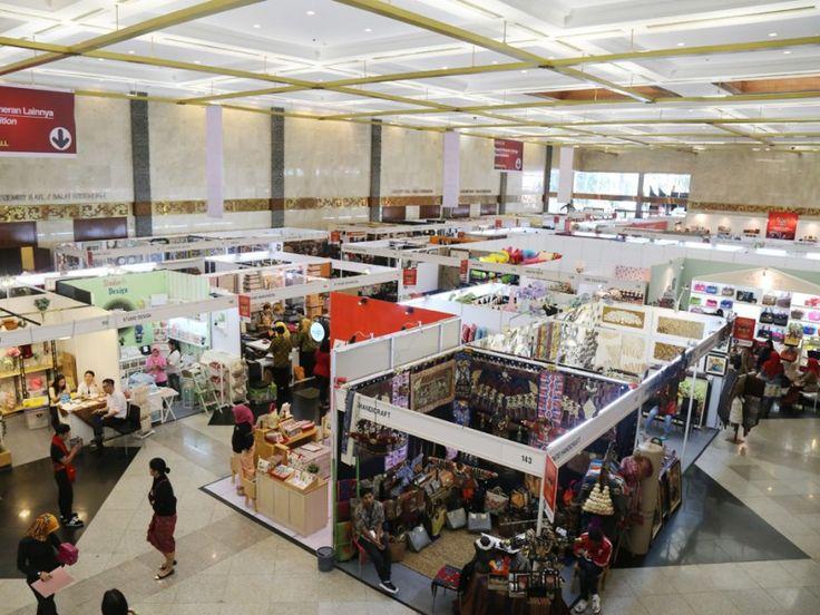 Pameran tahunan kerajinan Indonesia