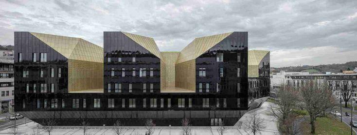 Galería de Musikene / GA + Atxurra Zelaieta Arquitectos - 3