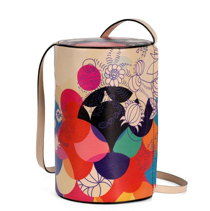 COLOURS OF MY LIFE   Cross Body Bag.  Designer Limited Edition; #WomenLeatherHandbag #LuxuryBag #DesignerBagsUK