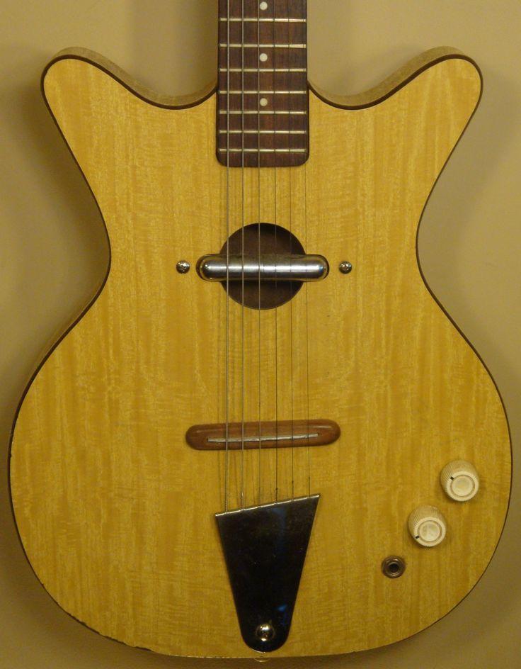 Danelectro Convertible Vintage Single Pickup Guitars