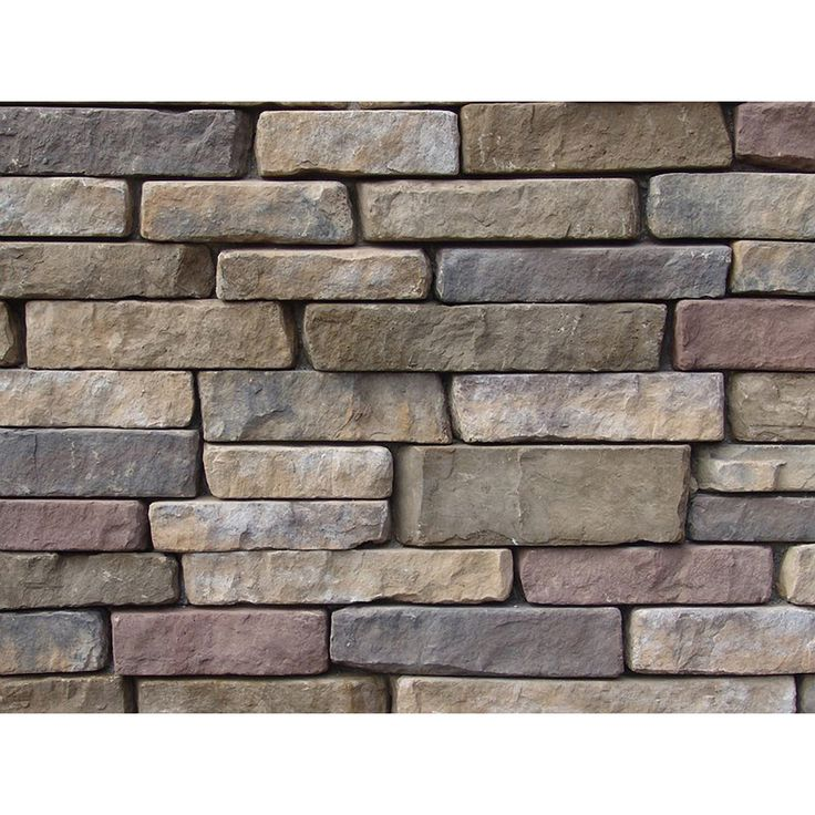 Ply Gem Stone Ledgestone 10 Sq Ft Sherwood Faux Stone