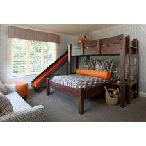 Custom Bunkbeds and Bunkrooms We make custom bunk beds to fit your home