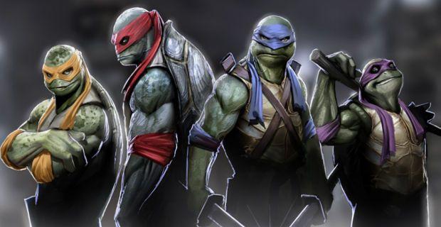 teenage mutant ninja turtles by nebezial 2 Teenage Mutant Ninja Turtles Production Images Reveal Tougher Turtles, Sharper Shredder [Updated]...