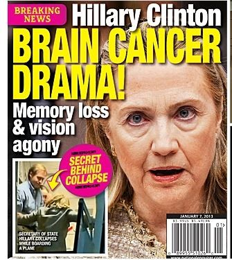 ~ Desperate Rush Limbaugh Spreads a Rumor That Hillary Clinton is Too Sick to Run In 2016