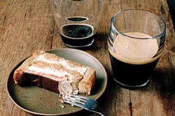 Beeramisu recipe, made w/ kahlúa & stout. Cooking with beer, craft beer.
