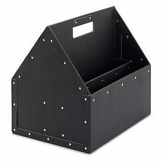 Werkzeugkasten Pappe  | Mappen, Ordner und Sortierer